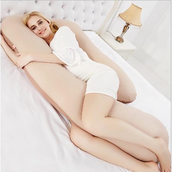ลดอาการปวดหลังของคนท้อง ในขณะนอนต้องมีหมอนรองครรภ์