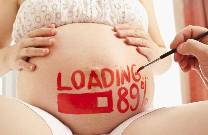 สังเกตให้ดี 4 อาการก่อนคลอดลูก สี่สัปดาห์ของคุณแม่ ที่ควรรู้