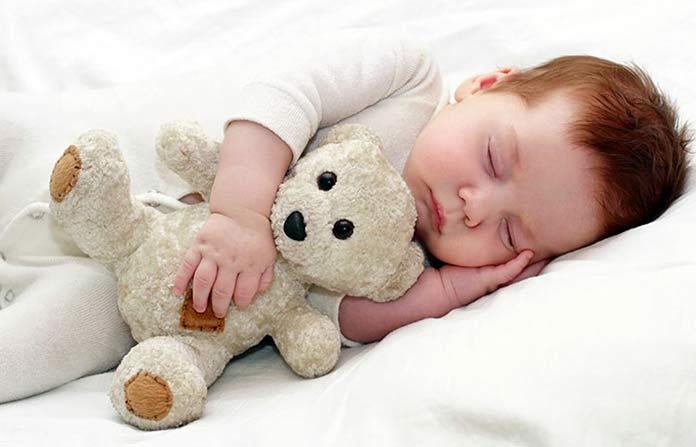 การนอนของเด็กทารก ในวัยต่างๆ