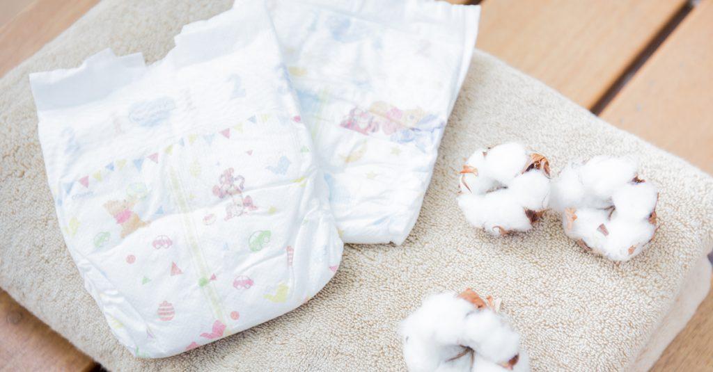 แนะนำ การเลือกผ้าอ้อมสำเร็จรูป ให้กับลูกน้อย