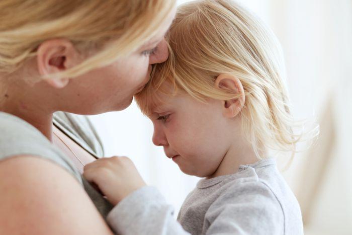 วิธีที่ช่วยให้ลูกสูง  คือ ไม่ควรกดดันให้ลูกนั้นเกิดความเครียด