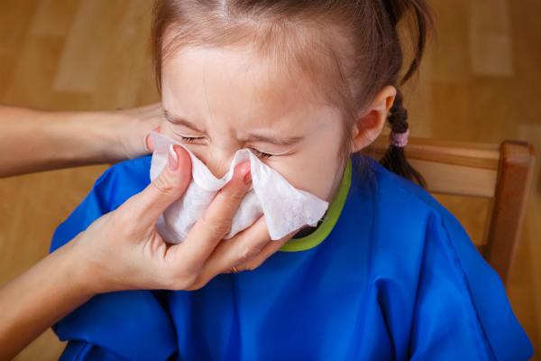 โรคในเด็กกับโรคRSV