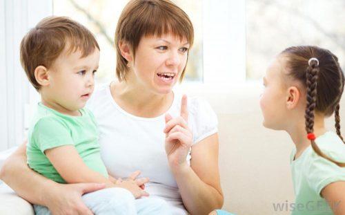 เทคนิคการพูด ใช้วาทศิลป์ เพื่อช่วย ลดอาการก้าวร้าวในเด็ก