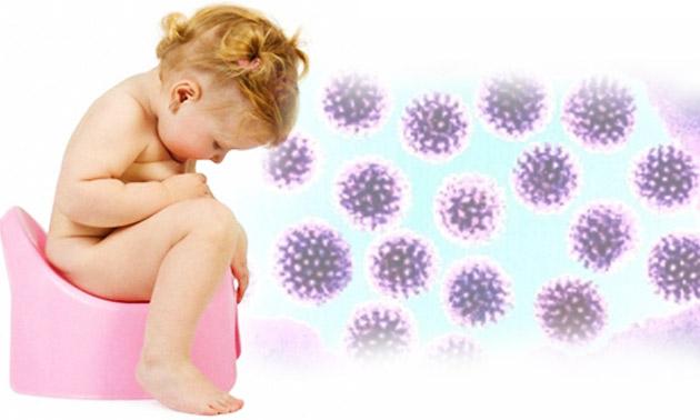 โรคติดเชื้อไวรัสโรต้า โรคในเด็ก  ที่คุณพ่อคุณแม่ต้องทำความรู้จัก