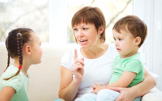 เทคนิคสอนลูกให้เชื่อฟัง ด้วยความอ่อนโยน