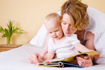 การอ่าน นิทานก่อนนอน คือยาวิเศษ ที่ช่วยในการบำบัด อาการต่าง ๆ ให้เด็กได้